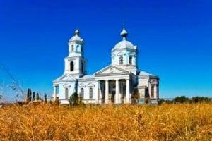 Храм у Кінських Роздорах