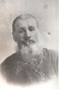 Священик Хрестовоздвиженського храму Новосьолов Ксотянтин